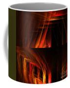 Abstract Forty-seven Coffee Mug