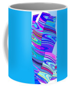 Abstract Fusion 44 Coffee Mug