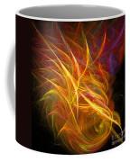 Abstract Ninety-nine Coffee Mug