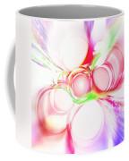 Abstract Of Circle  Coffee Mug