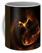 Abstract Sixty-nine Coffee Mug