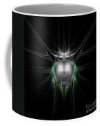 Abstract Twenty-eight Coffee Mug