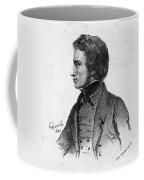 Adam Mickiewicz (1798-1855) Coffee Mug
