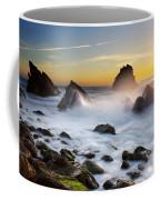 Adraga Beach Coffee Mug