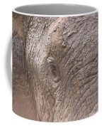 African Elephant Loxodonta Africana Coffee Mug
