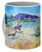 Texas - Along The Rio-grande Coffee Mug