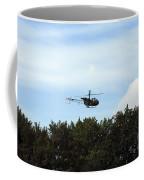 Alouette II Of The Belgian Army Coffee Mug by Luc De Jaeger