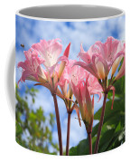 Amaryllis Belladonna Coffee Mug