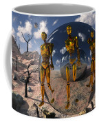 An Advanced Civilization Uses Time Coffee Mug