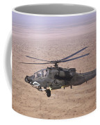 An Ah-64d Apache Longbow Fires A Hydra Coffee Mug