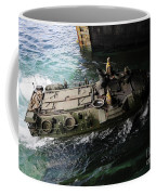 An Amphibious Assault Vehicle Enters Coffee Mug