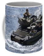 An Amphibious Assault Vehicle Coffee Mug