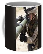 An Assaultman Handles Coffee Mug