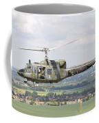 An Italian Air Force Ab-212ico Coffee Mug