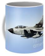 An Italian Air Force Tornado Ids Armed Coffee Mug