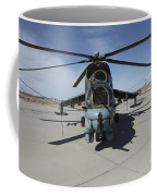 An Mi-24 Hind Helicopter Coffee Mug