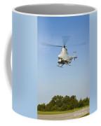 An Mq-8b Fire Scout Unmanned Aerial Coffee Mug