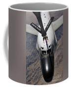 An Rc-135 Rivet Joint Reconnaissance Coffee Mug by Stocktrek Images