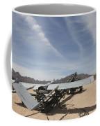 An Rq-7 Shadow Unmanned Aerial Vehicle Coffee Mug