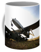 An Rq-7b Shadow Unmanned Aerial Vehicle Coffee Mug