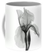 An X-ray Of An Iris Flower Coffee Mug