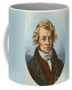 Andre Marie Amp�re, French Physicist Coffee Mug