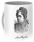 Ann Sophia Stephens Coffee Mug