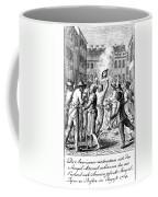 Anti-stamp Act, Boston, 1765 Coffee Mug