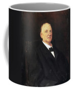 Anton Bruckner (1824-1896) Coffee Mug