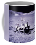 Apollo Mission 17 Coffee Mug