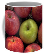 Apples Coffee Mug by Joana Kruse