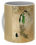 Aral Sea Coffee Mug