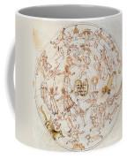 Aratuss Constellations Coffee Mug by Science Source