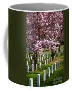 Arlington Cherry Trees Coffee Mug
