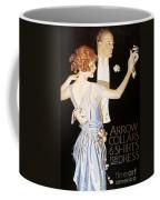 Arrow Shirt Collar Ad Coffee Mug