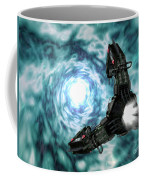Artists Concept Of The Assimilators Coffee Mug by Rhys Taylor