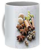 Assorted Spices Coffee Mug