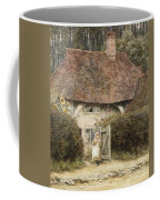 At The Cottage Gate Coffee Mug