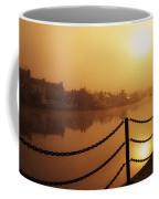 Athlone, County Westmeath, Ireland Dock Coffee Mug