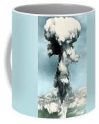 Atomic Bombing Of Nagasaki Coffee Mug