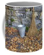 Autumn In The Garden Coffee Mug