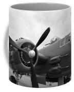 B25 Bomber Coffee Mug