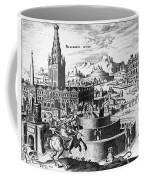 Babylon: Hanging Gardens Coffee Mug