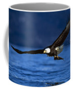 Bald Eagle Haliaeetus Leucocephalus Coffee Mug