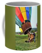 Balloonist - Ready For Takeoff Coffee Mug