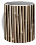 Bamboo Fence Coffee Mug