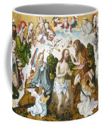 Baptism Of Christ Coffee Mug