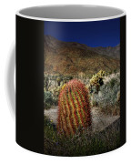 Barrel Cactus Coffee Mug