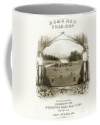 Baseball, 1861 Coffee Mug