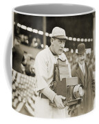 Baseball: Camera, C1911 Coffee Mug